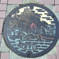 犬山市(愛知県)のマンホール