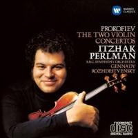 ◇クラシック音楽CD◇イツァーク・パールマンのプロコフィエフ:ヴァイオリン協奏曲第1番/第2番