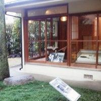 大田区尾崎士郎記念館・・・・息子さんに宛てた遺書『しかし、そこでくじけるな・・』