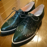 #013 Oxford Shoes