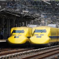 「安全支えた」 新幹線試験車「ドクターイエロー」表彰