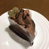 ハピバのケーキと『刑事フォイル』『タイムレス』