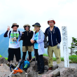 家族で「北横岳」登山