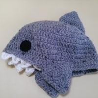サメの帽子