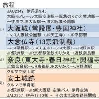 関西 王子とおとこ旅 20170325-27