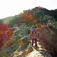 須磨アルプス 山歩き  Ⅱ