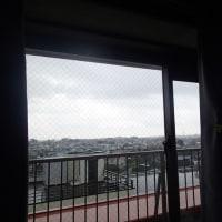 梅雨感じる朝