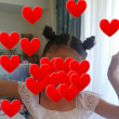 娘の髪型☆