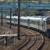 2017年2月19日 東海道貨物線 東戸塚 EF65-2139 8860レ 東武500系 Revaty
