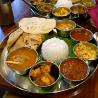 【南インドカレー】Andhra Kitchen(御徒町)