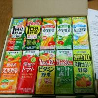 伊藤園野菜紙パック飲料10本セット