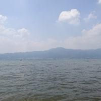 5/14 3rd sailing at Biwako