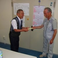 第14回囲碁大会はAグループは加藤安弘さん、Bグループは藤本さん、Cグループは徳岡さんが優勝!