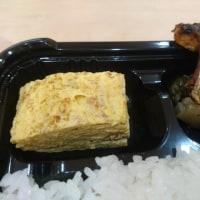 お昼ご飯は  焼きサバ弁当