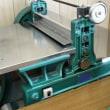 点字印刷機のローラーの取り換え