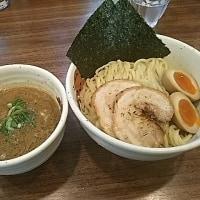 元気レストラン・かいじの濃厚煮干しつけ麺