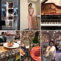 洋楽寄席ピアノ出演 Piano Performance at Yogakuyose