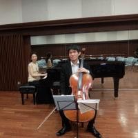 5月24日ピッコロクラッセが贈る、0才からのチェロとピアノと読み聞かせコンサート、in渋谷