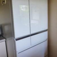 健康診断・冷蔵庫来る