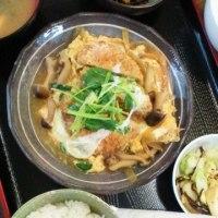 昨日の昼食♪