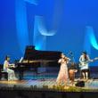 土曜日に流山市文化会館で開催された「子育てコンサート~子どもと一緒にジャズ&ポップス」