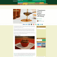 自然派の甘味料として定着するブルーアガベ