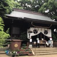 太子堂八幡神社の勝守り