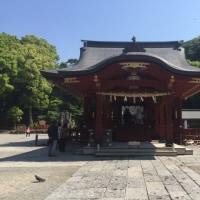鎌倉行きました