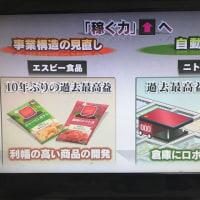 NHK時事公論  増したのか?企業の稼ぐ力