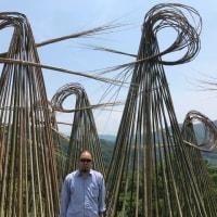 北アルプス国際芸術祭とリトグリ。