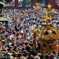 三社祭 町内神輿