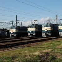 Electric Locomotive#184