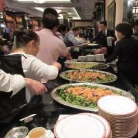 懇親会付きの株主総会に出てみた 料理は案外潤沢