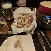"""Bon appetit!"" スイスに来たら、やっぱり fondue !"