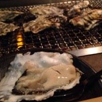 写真展と牡蠣食べ放題