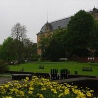 ハンベルグ市  しらない町を歩いています。8-7