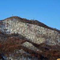 2017.02.25 AM 07:58 藻岩山・平和の塔・手稲山・円山・三角山