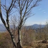 唐鳥屋城山(1,079m)
