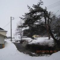 冷え冷え奥会津・・・ブログ更新しました!