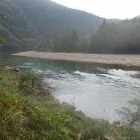 10月2日の日置川釣行記アップ!