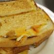 料理教室戸塚塾で「くり抜きトースト」を作った