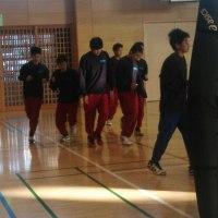 2/21(火)朝練習開始