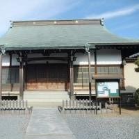東林寺へ向う