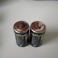 電池の使用期