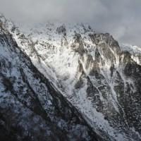 雪の谷川岳はいいな~ その壱