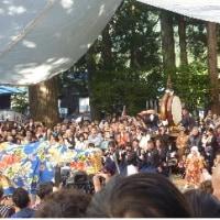 白川郷のどぶろく祭り