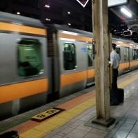 05/24 JR立川駅から青梅線へ