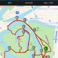 大阪城テクテク