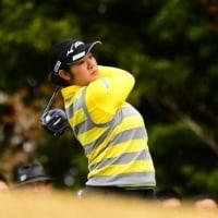 父・良兼見守る中またも惜敗の川岸史果「ゴルフIQが高い」・・・初優勝は近いでしょう。