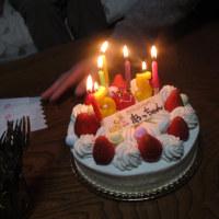 ロスト定期練習・・お誕生日おめでとう!付き。